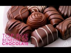 The Benefits of Chocolate For Health and Beauty.