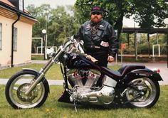 Media – Hells Angels MC World Harley Davidson Custom Bike, Hells Angels, Motorcycle Clubs, Custom Bikes, Bikers, Red And White, Biker Clubs, Custom Motorcycles, Custom Bobber