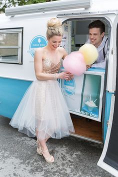 Cotton Candy Pastel Themed Spring Wedding