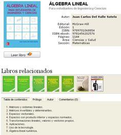 Código Cátalogo Biblioteca: MAT 117 V23