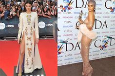 A Note on Nudity: Do You Care About Kendall's Bare Hips?