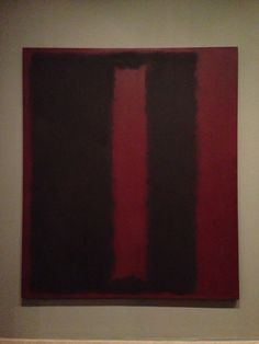 Love the Rothko stuff in the Tate Modern