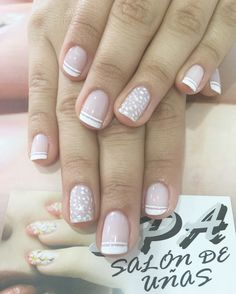 Manicure And Pedicure, Gel Nails, French Manicures, Nail Art Designs, Spa, Hair Beauty, Lifestyle, Ideas, Perfect Nails