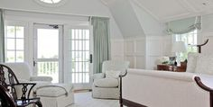 History in the Making | New England Home Magazine.                                           Drapery by Finelines
