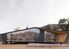Mountaineer's Refuge / Gonzalo Iturriaga Arquitectos