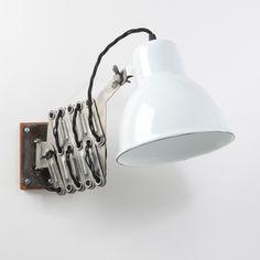 Communist scissor wall lights | Trainspotters
