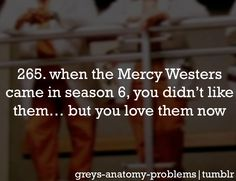 #greysanatomyproblems honestly I thought that I should just quit the show. That season was life changing.
