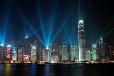 Favorite city in the world - Hong Kong