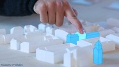German company Metaio is using an infrared camera and AR technology to turn any surface in...