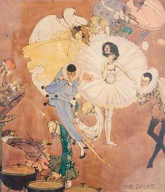 Dance by Joyce Mercer