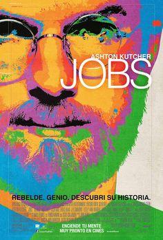 """Jobs"" com Ashton Kutcher ganha um novo cartaz http://cinemabh.com/imagens/jobs-com-ashton-kutcher-ganha-um-novo-cartaz"