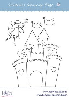 Free Colouring In Sheet To Download And Print