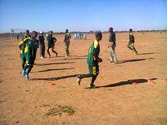 soccer team under 17.