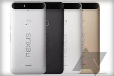 Nexus 6P llegará con cuatro opciones de color