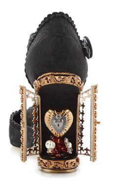 "boyhood: "" Dolce & Gabbana Window Pump """