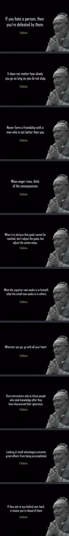 Quotes Discover Confucius say Confucius Citation, Confucius Say, Confucius Quotes, Wisdom Quotes, Positive Quotes, Quotes To Live By, Motivational Quotes, Inspirational Quotes, Positive Life
