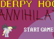 Derpy Hooves Super Gunhorse | juegos my little pony - jugar mi pequeño pony