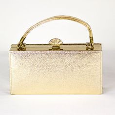 Mid-Century Box Evening Bag now featured on Fab.