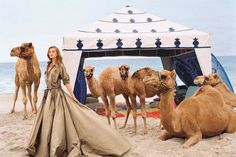 Sanne Vloet for Ralph Lauren -- The Best Fashion Campaigns From Spring 2015  - ELLE.com