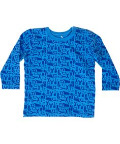 Name It leuke blauwe t-shirt vol met gereedschap. name-it.nl.emilea.be