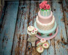 Cath kidson cake