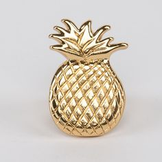 // Vergara Collection - Pineapple Ring - FLOR AMAZONA Ring Designs, Pineapple, Candle Holders, Rings, Collection, Amazons, Pine Apple, Ring, Porta Velas