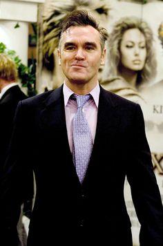 * Morrissey *  2007.  England.