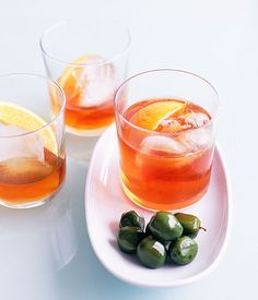 Australian Gourmet Traveller cocktail recipe for Old Fashioned