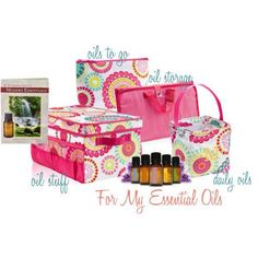 Many products for your essential oils using Thirty-one Gifts products.  #thirtyonegifts  #essentialoils