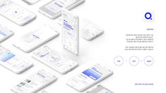 2018 portofolio_UI/UXpart 1_airlayer app - 브랜딩/편집, UI/UX Ux Design Portfolio, Branding Portfolio, Portfolio Layout, Ui Ux Design, Layout Design, App Design Inspiration, Presentation Layout, Promotional Design, App Ui