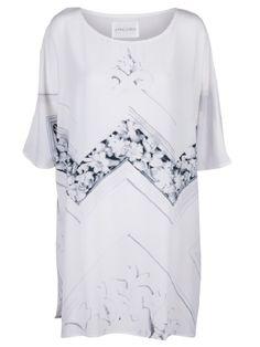Stine Goya | Anthia White Dress | GIRISSIMA.COM