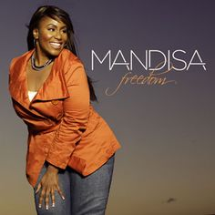 Mandisa performed at the second Women of Faith conference I attended. She's got a great voice!