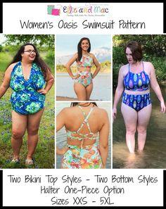 1c63332b3f Women s Oasis Swimsuit Mix   Match Pattern