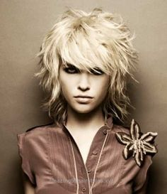 Lovely 30 Stunning Shag Haircuts in 2016 -2017 The post 30 Stunning Shag Haircuts in 2016 -2017… appeared first on Amazing Hairstyles .