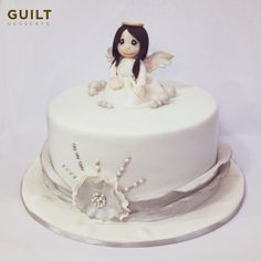 For My Angel - Cake by guiltdesserts