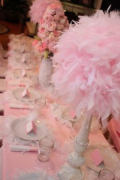 Lauren's princess party