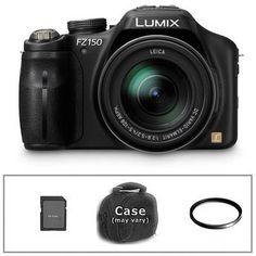 Panasonic DMC-FZ150 Digital Camera