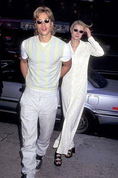 Brad Pitt & Gwyneth Paltrow, 1996