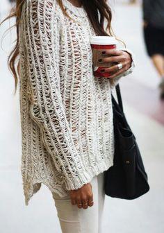 Winter white cords
