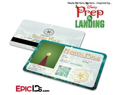 """Prep and Landing Inspired """"Tiny"""" Command Center Elf ID"""