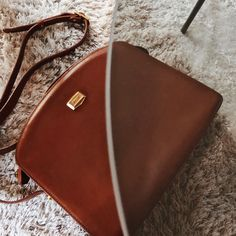 @bally vintage leather bag // work: scratches & cracked leather #REDObyOFS Luxury Bags, Vintage Leather, Saddle Bags, Leather Bag, Tote Bag, Instagram, Leather Bag Vintage, Bags, Totes