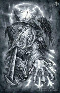 Odin Norse