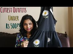 Outfits under Rs 500? Cutest T shirt dresses & Rompers haul is in today's video. I am in love with the current fashion trend; T shirt dresses & printed rompers. This video is all about the cutest outfits haul under Rs 500. Yes just at Rs 500 I managed to find the t shirt dress & forever 21 dress / romper.  Instagram: https://www.instagram.com/adityiyerr/