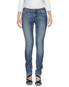 DIRK BIKKEMBERGS SPORT COUTURE Women's Denim pants Blue 28 jeans