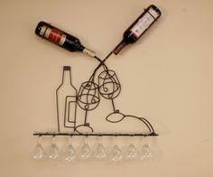 #wine  Kadehlikli 2 Şişelik Şaraplık : 119,90 TL | evmanya.com