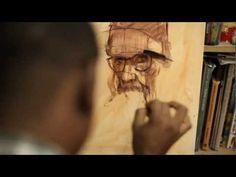 The Life Of an Artist - Adebanji Alade - YouTube
