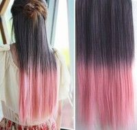 Hair material: 100% heat-resistant synthetic fiber length:65 CM Style: only need 1 piece for full he