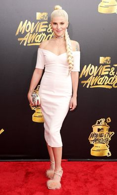 Carly Aquilino - 2017 MTV Move & TV Awards