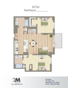 2m Street Apartments