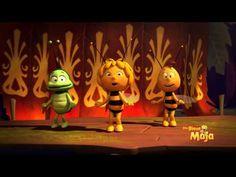 Die Biene Maja - Maja Tanz - YouTube